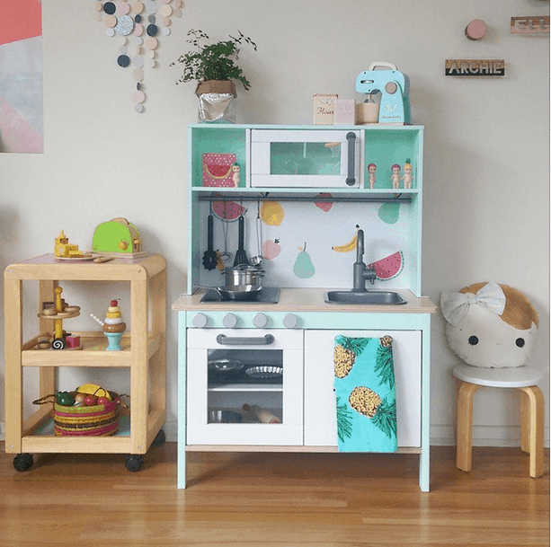 Ikea Mini Kitchen: Ikea Mini-Kitchen Makeovers
