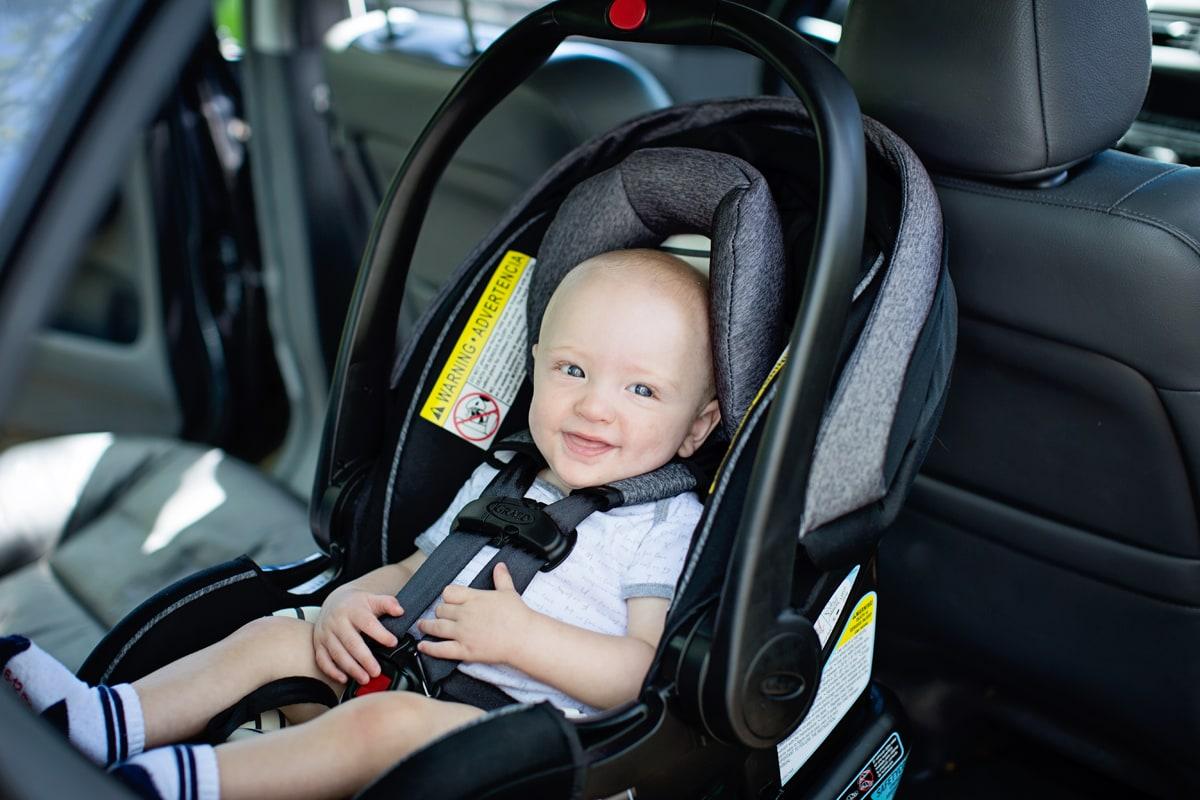 Car Seat Confidence – faust island – Family Blog