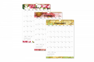 free downloadable calendars 2020