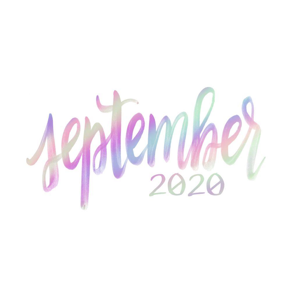 Instagram Month Dividers 2020