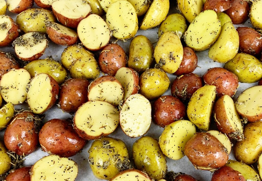 Health Benefits of Potatoes Healthy Mom Blogger 2020