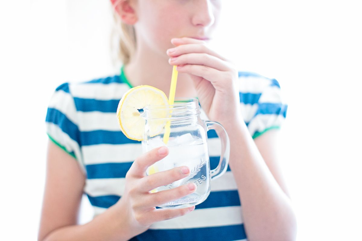How to prevent dehydration in children