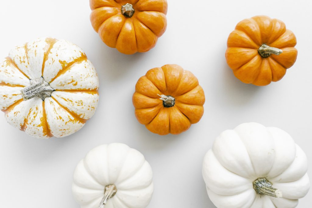 Healthy Pumpkin Recipes from Mom Blogger 2021 Amber Faust